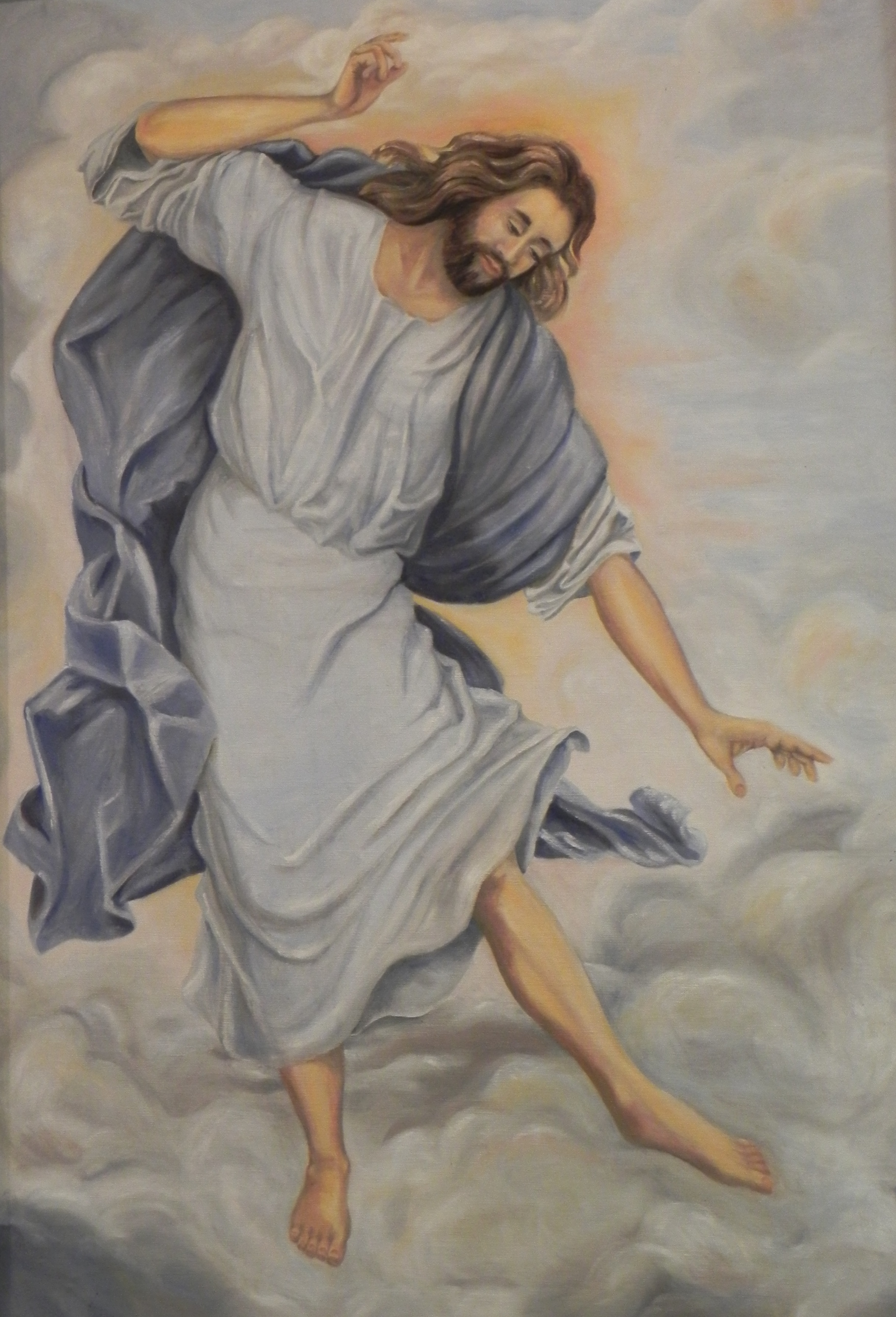 12 The Ascension of Jesus