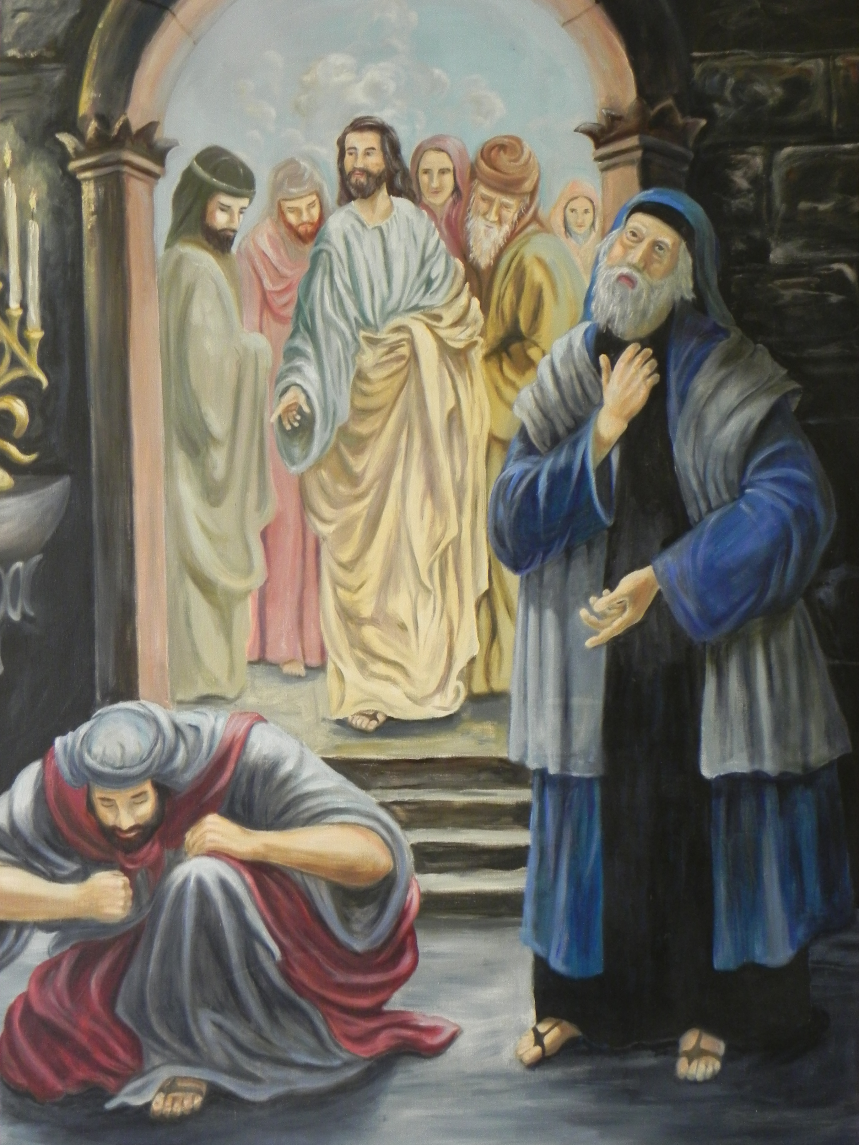 7 Pharisee and Publican